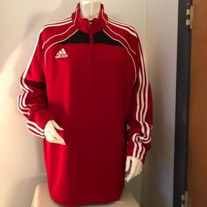 ADIDAS MENS LONG SLEEVE CUMA COOL SHIRT